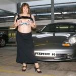 Underground car park flasher